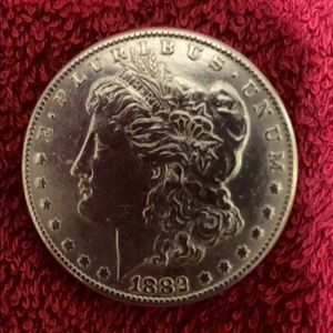 1882 💰Morgan silver dollar